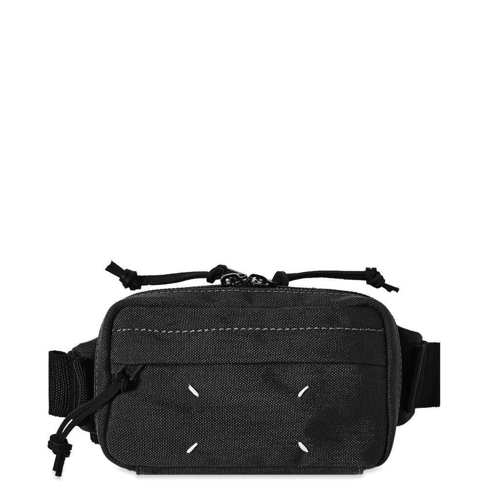 メゾン マルジェラ Maison Margiela メンズ ボディバッグ・ウエストポーチ バッグ【11 Cordura Belt Bag】Black