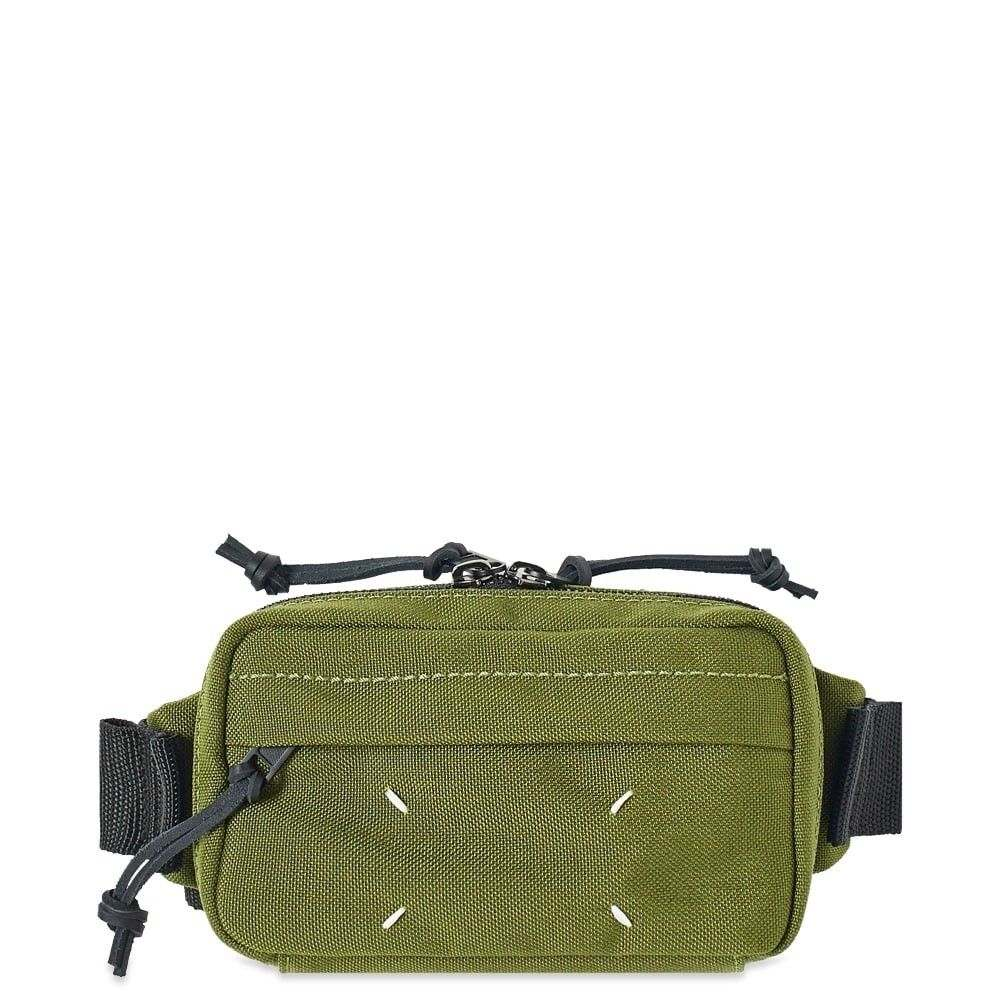 メゾン マルジェラ Maison Margiela メンズ ボディバッグ・ウエストポーチ バッグ【11 Cordura Belt Bag】Military Green