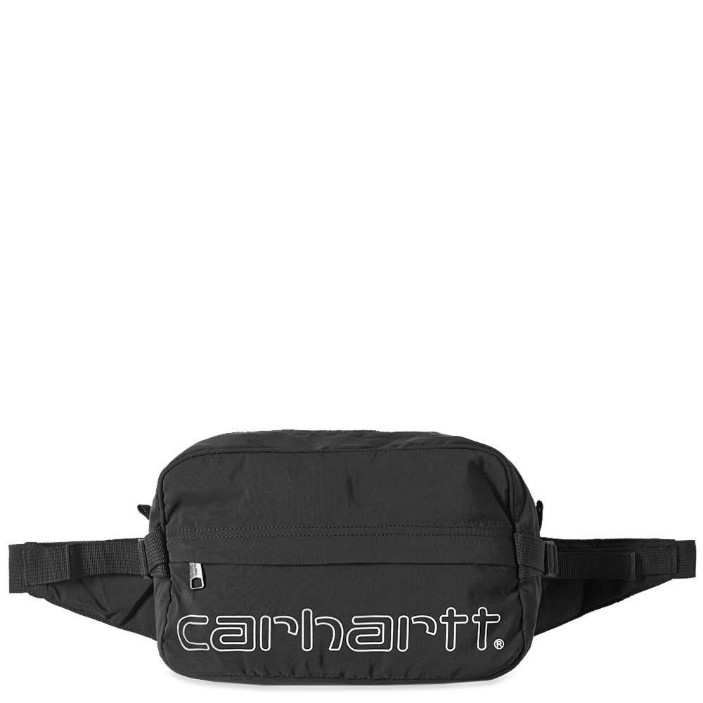 カーハート Carhartt WIP メンズ ボディバッグ・ウエストポーチ バッグ【Terrace Hip Bag】Black