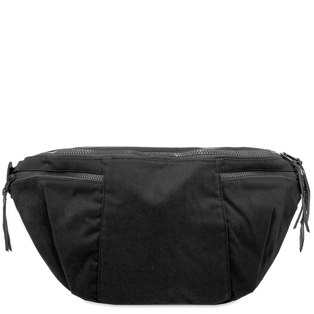 ノンネイティブ Nonnative メンズ ボディバッグ・ウエストポーチ バッグ【Hiker Waist Bag】Black