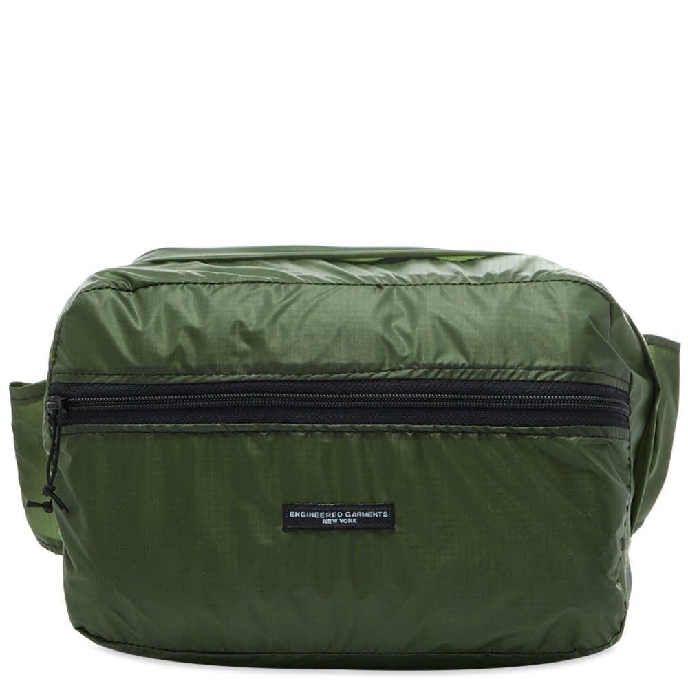 エンジニアードガーメンツ Engineered Garments メンズ ボディバッグ・ウエストポーチ バッグ【UL Waist Pack】Olive