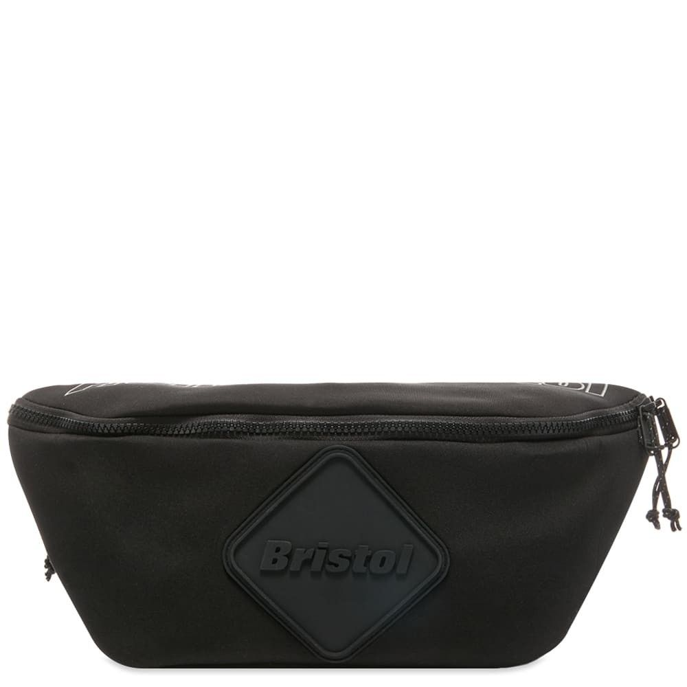 エフシーレアルブリストル F.C. Real Bristol メンズ ボディバッグ・ウエストポーチ バッグ【Bonding Waist Bag】Black