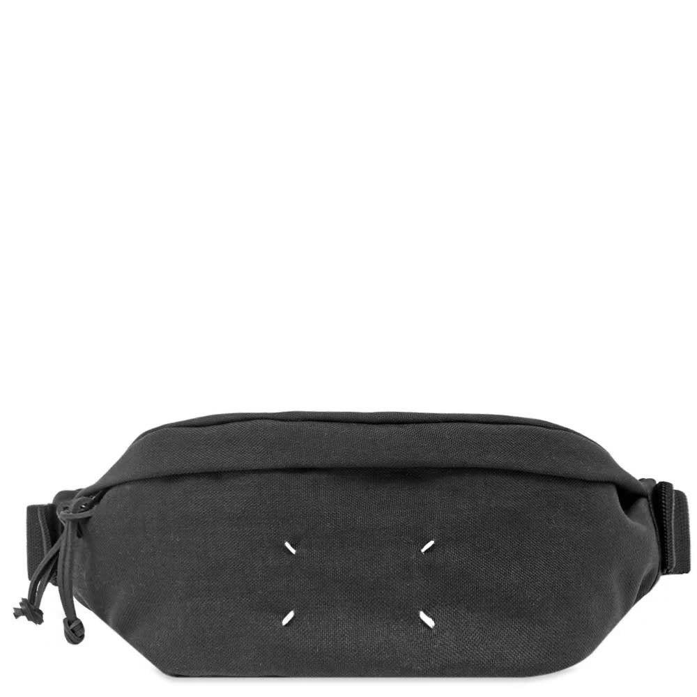 メゾン マルジェラ Maison Margiela メンズ ボディバッグ・ウエストポーチ バッグ【11 Cordura Waist Bag】Black