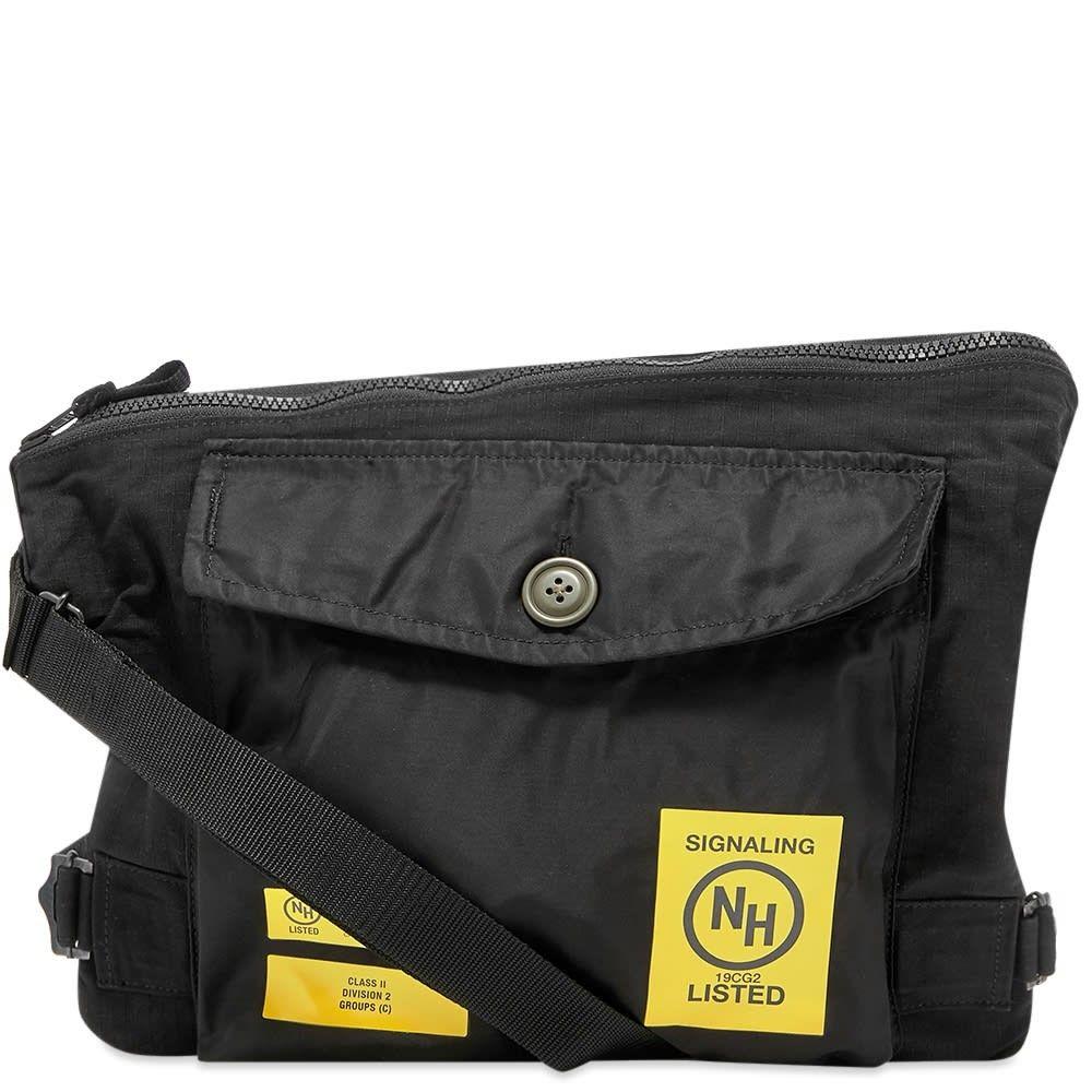 ネイバーフッド Neighborhood メンズ ボディバッグ・ウエストポーチ バッグ【Chest Bag】Black