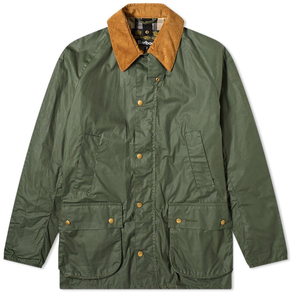 バブアー Barbour メンズ ジャケット アウター【Lightweight Ashby Wax Jacket】Light Forest