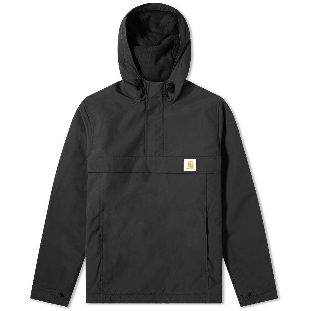 カーハート Carhartt WIP メンズ ジャケット アウター【Nimbus Pullover Jacket】Black