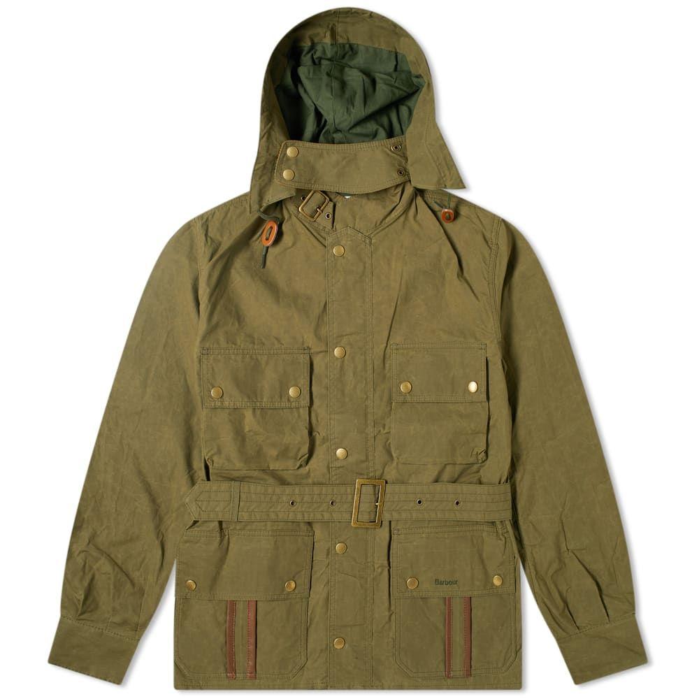 バブアー Barbour メンズ ジャケット アウター【Ursula Re-Engineered Jacket】Olive