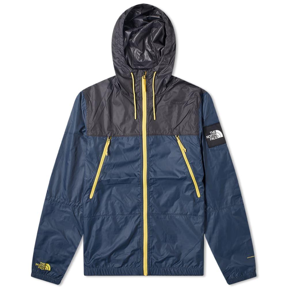ザ ノースフェイス The North Face メンズ ジャケット マウンテンジャケット アウター【1990 Seasonal Mountain Jacket】Urban Navy/TNF Black