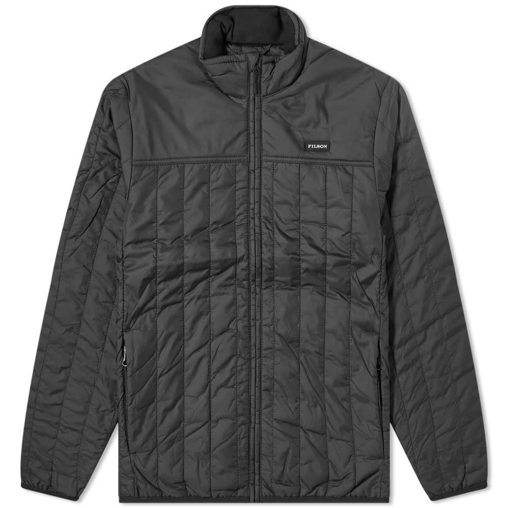 フィルソン Filson メンズ フリース トップス【Ultralight Fleece Jacket】Black