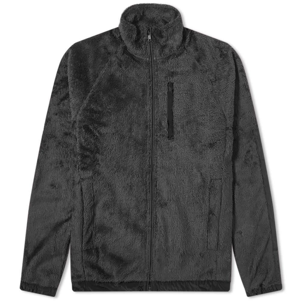ノースプロジェクト Norse Projects メンズ フリース トップス【Tycho Sherpa Zip Fleece】Slate Grey