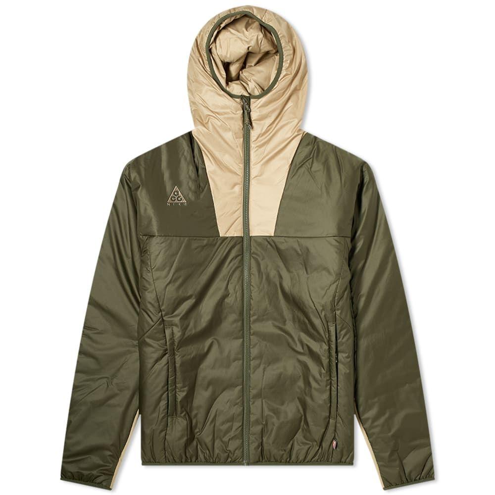ナイキ Nike メンズ ジャケット アウター【ACG Primaloft Jacket】Cargo Khaki/String
