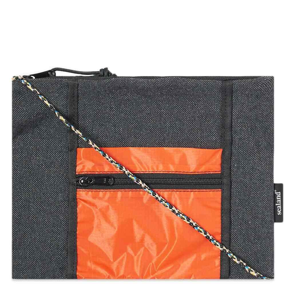シーランド Sealand メンズ ショルダーバッグ バッグ【Large Roachie Sacoche】Orange