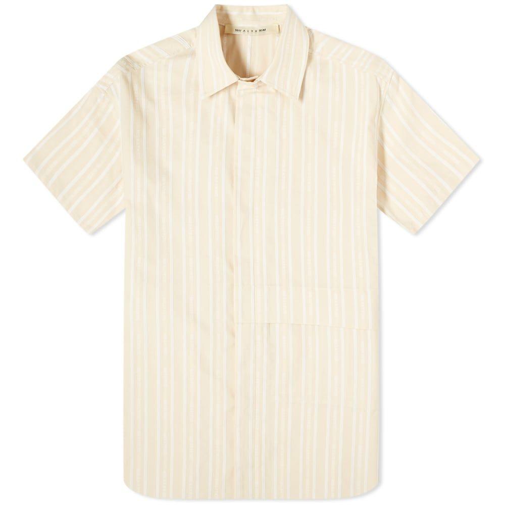 アリクス 1017 ALYX 9SM メンズ 半袖シャツ トップス【Edge Shirt】Tan