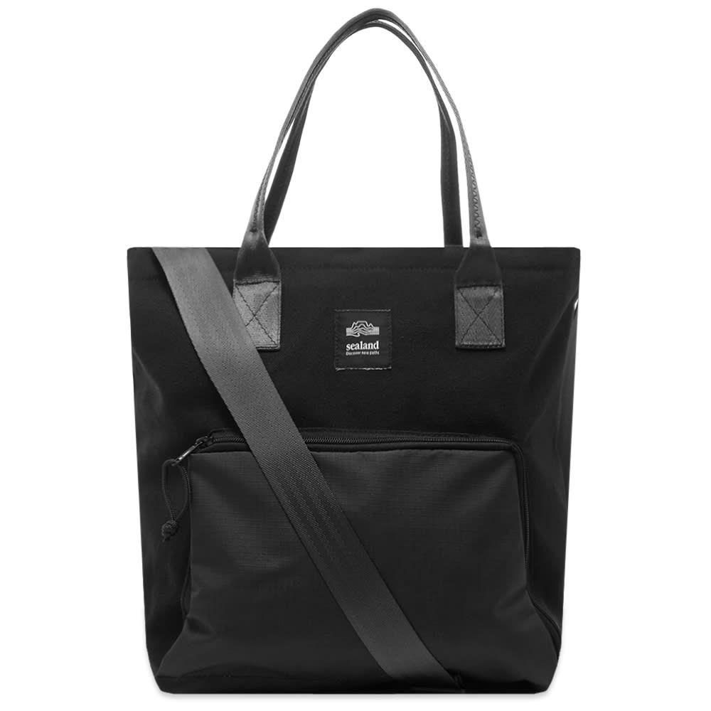 シーランド Sealand メンズ トートバッグ バッグ【Jammie Tote Bag】Black