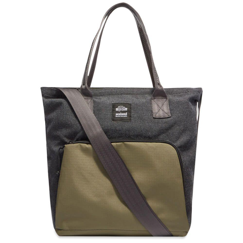 シーランド Sealand メンズ トートバッグ バッグ【Jammie Tote Bag】Yellow