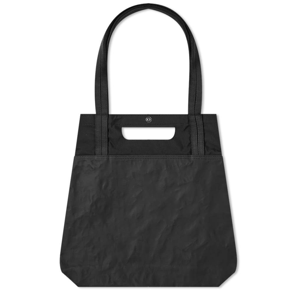 ヌンク nunc メンズ トートバッグ バッグ【Post Tote Bag】Black