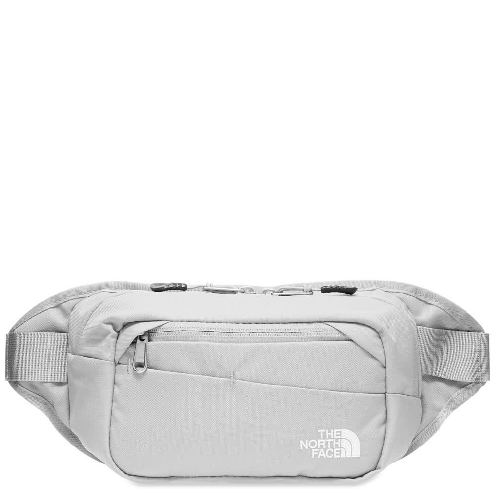 ザ ノースフェイス The North Face メンズ ボディバッグ・ウエストポーチ ウエストバッグ バッグ【Bozer Hip Pack II】Grey/TNF White