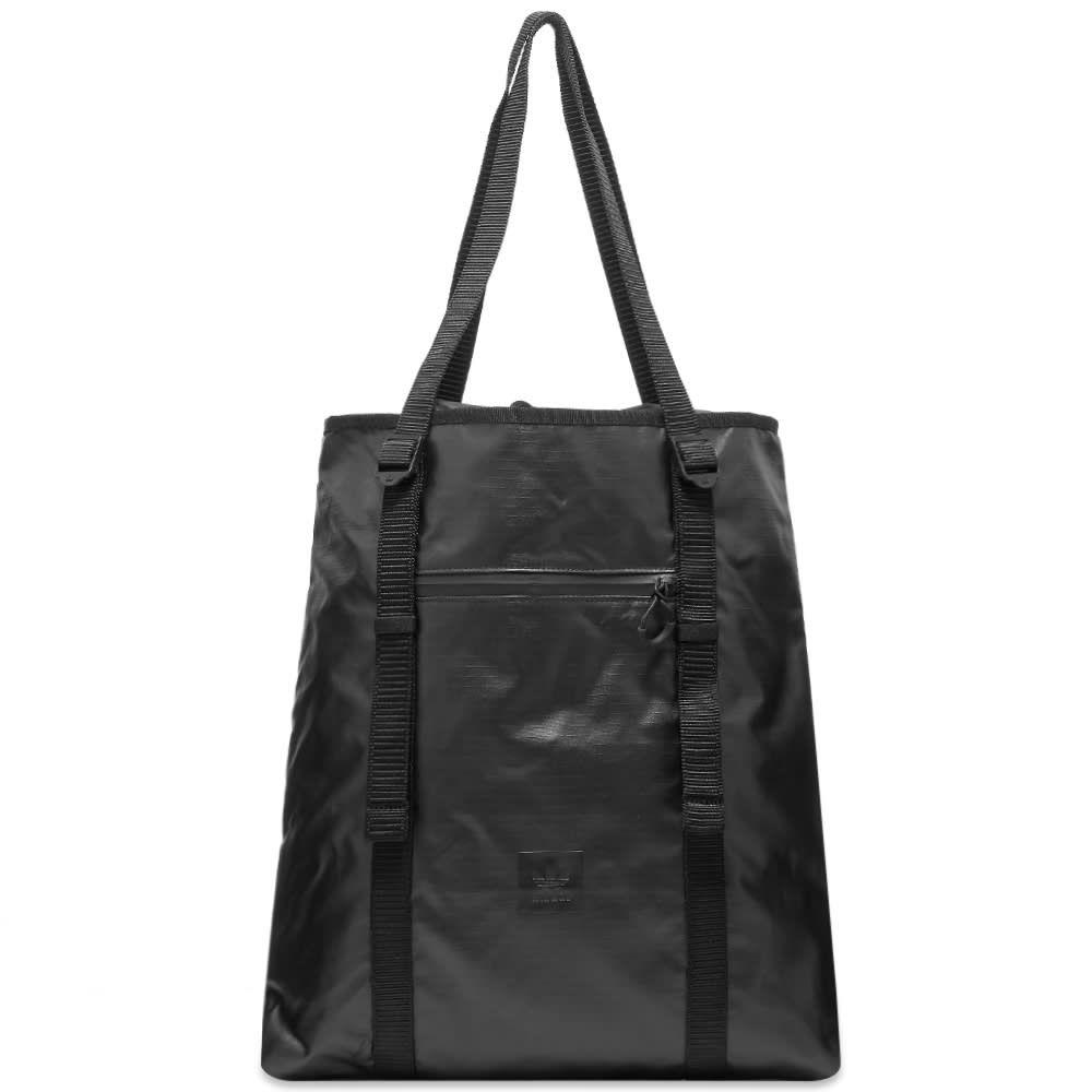 アディダス Adidas メンズ トートバッグ バッグ【Cinch Tote Bag】Black