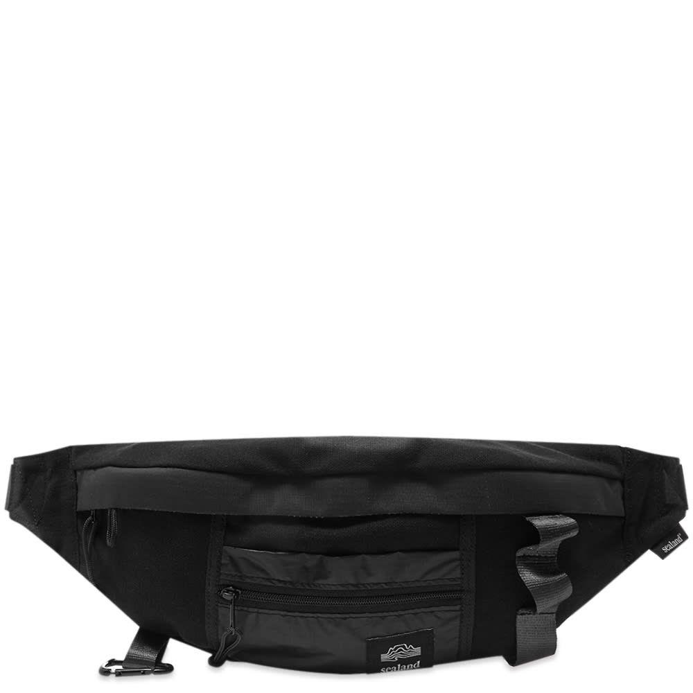 シーランド Sealand メンズ ショルダーバッグ バッグ【Full Moon Cross Body Bag】Black