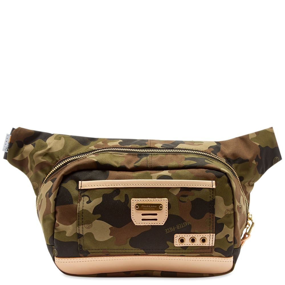 マスターピース Master-Piece メンズ ボディバッグ・ウエストポーチ バッグ【Surpass Waist Bag】Camo