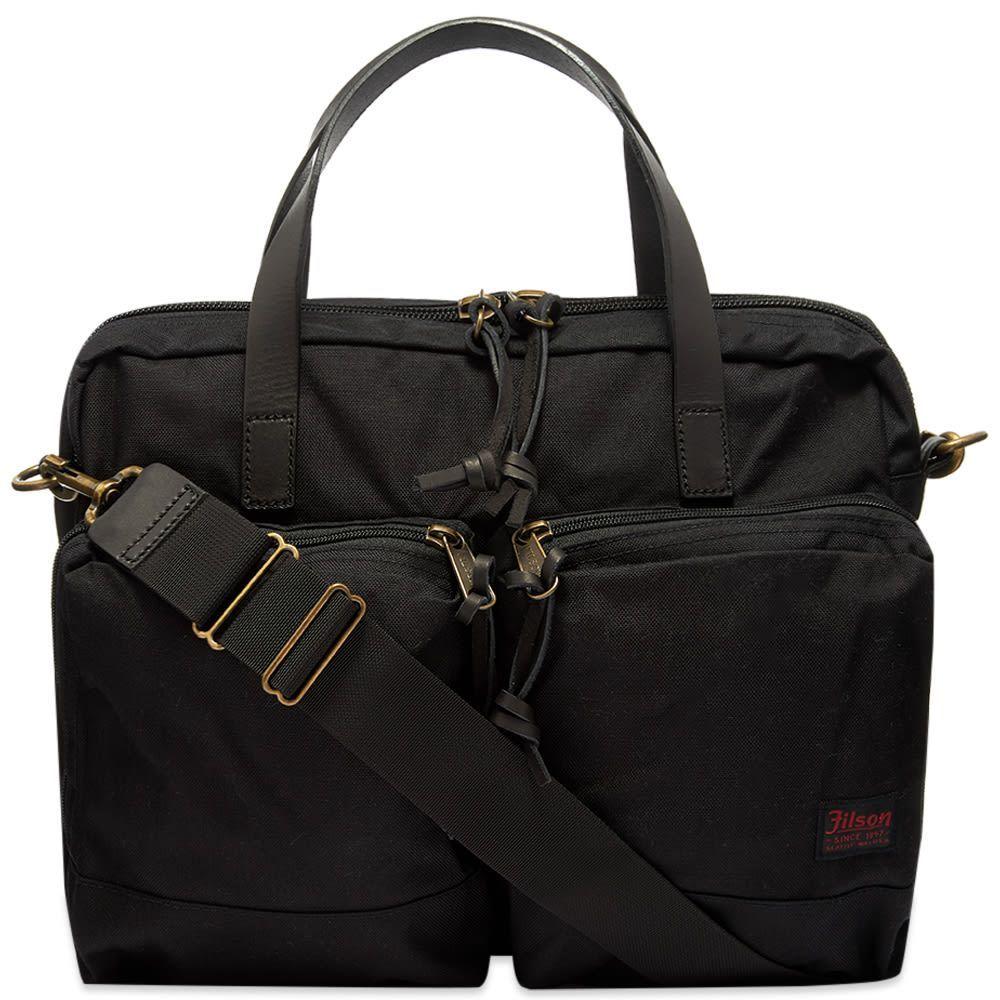フィルソン Filson メンズ ビジネスバッグ・ブリーフケース バッグ【Dryden Briefcase】Dark Navy