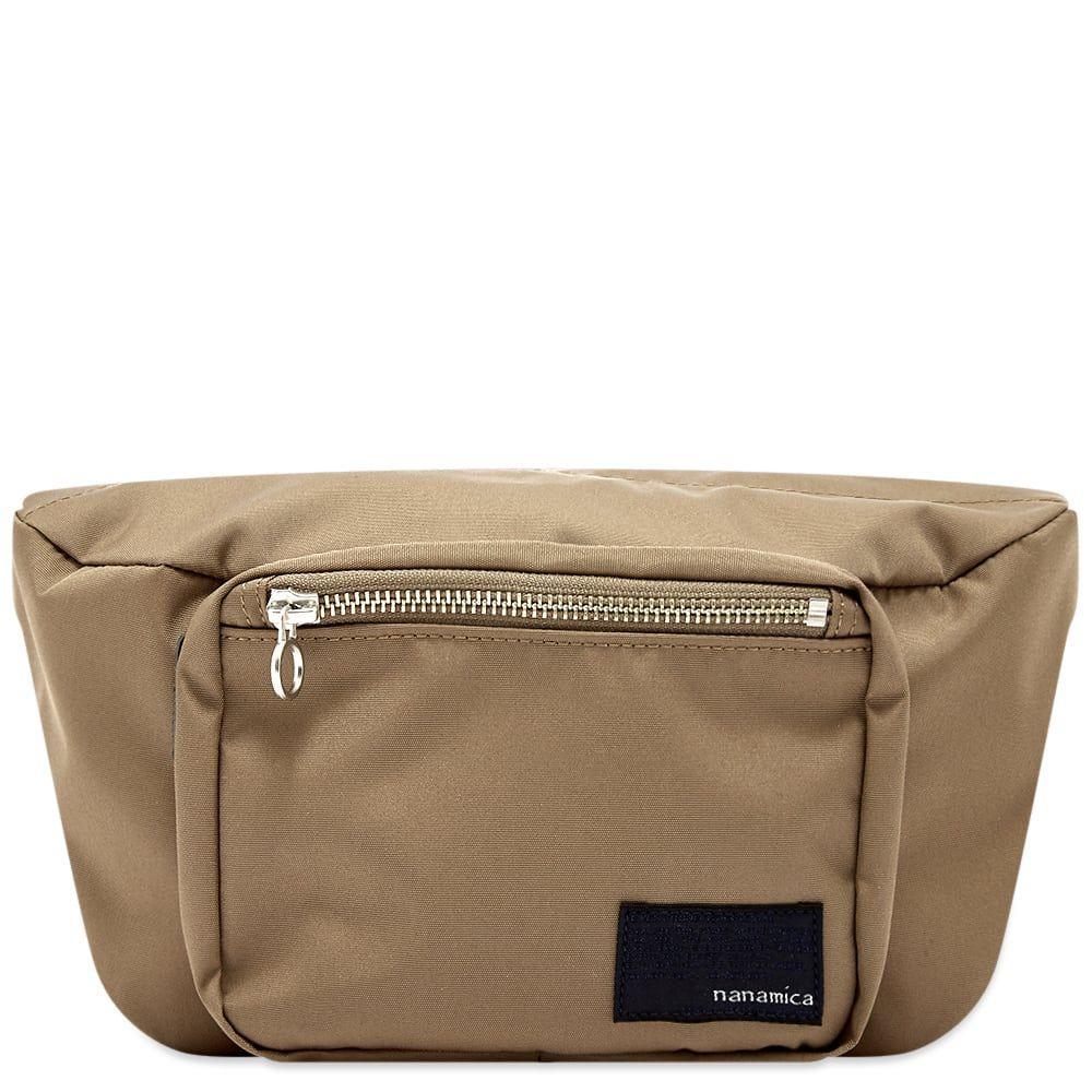 ナナミカ Nanamica メンズ ボディバッグ・ウエストポーチ バッグ【Waist Bag】Dark Beige