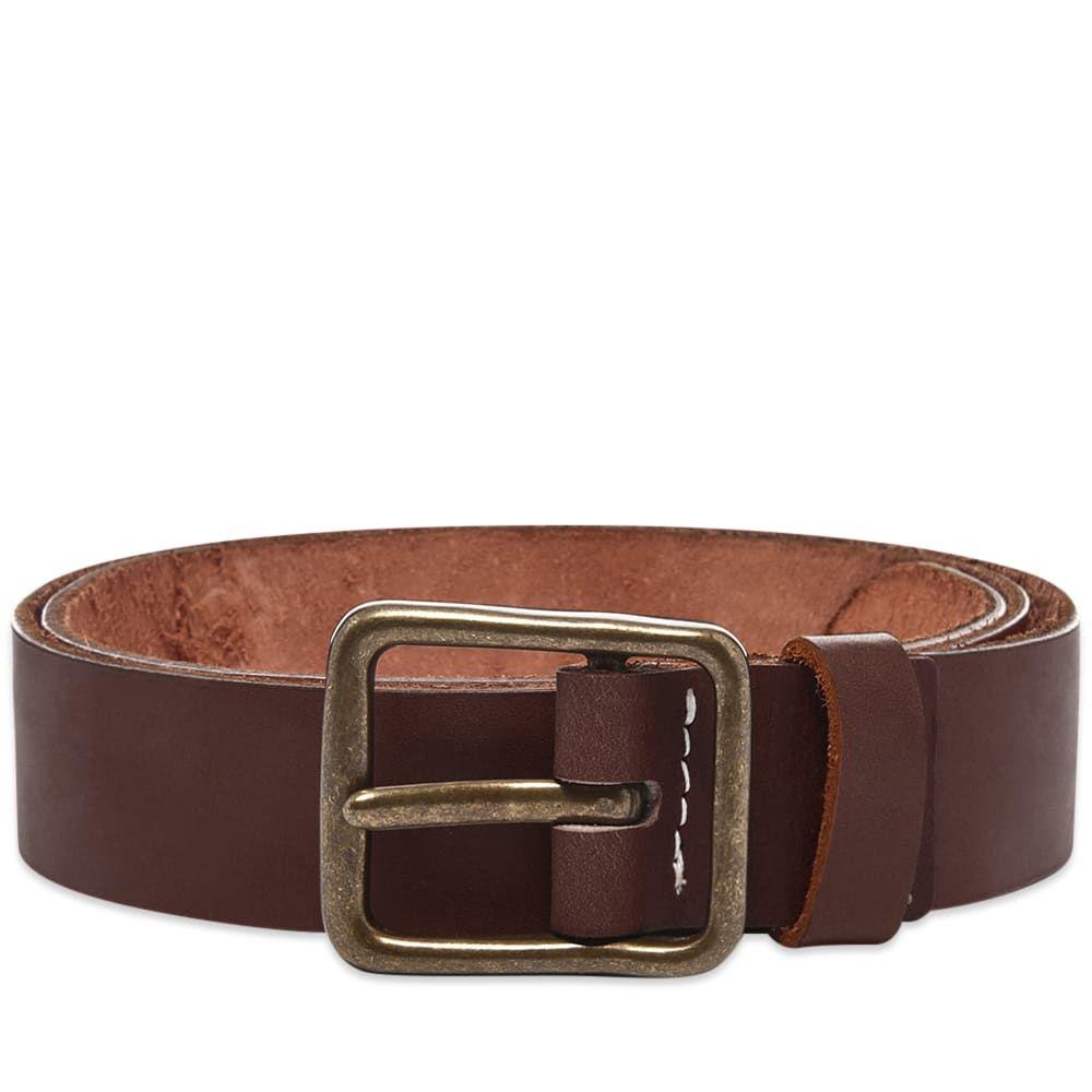 レッドウィング Red Wing メンズ ベルト 【Leather Belt】Amber Pioneer