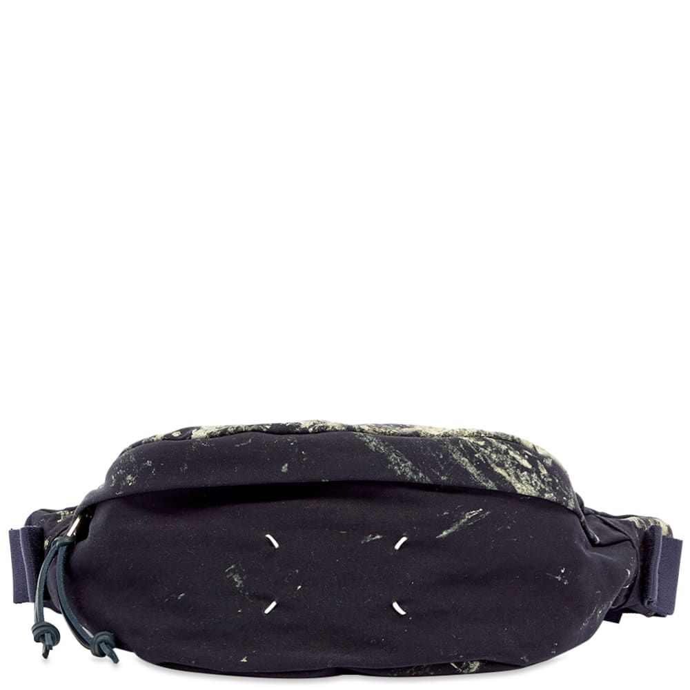 メゾン マルジェラ Maison Margiela メンズ ボディバッグ・ウエストポーチ バッグ【11 Cotton Drill Painter Waist Bag】Blue Nights