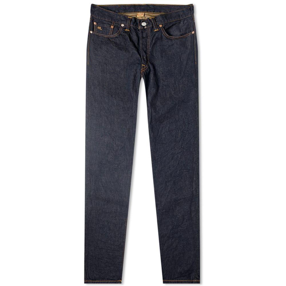 RRL メンズ ジーンズ・デニム ボトムス・パンツ【Low Straight Jean】Once Washed 3