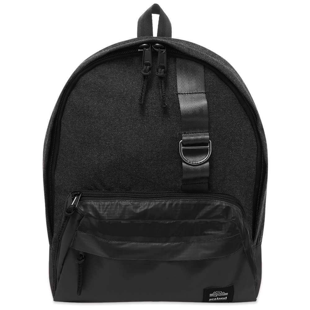 シーランド Sealand メンズ バックパック・リュック バッグ【Tombie Backpack】Black