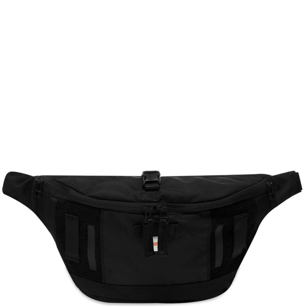ヌンク nunc メンズ ボディバッグ・ウエストポーチ バッグ【Crony Waist Bag】Black