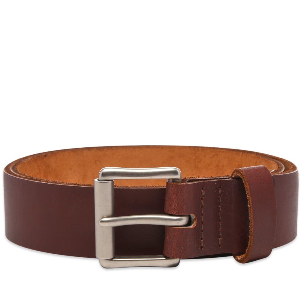レッドウィング Red Wing メンズ ベルト 【Leather Belt】Oro Pioneer