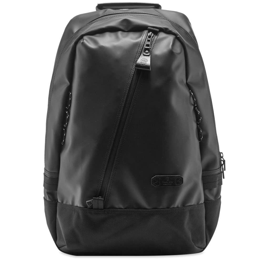 マスターピース Master-Piece メンズ バックパック・リュック バッグ【Slick Series Ballistic Backpack】Black