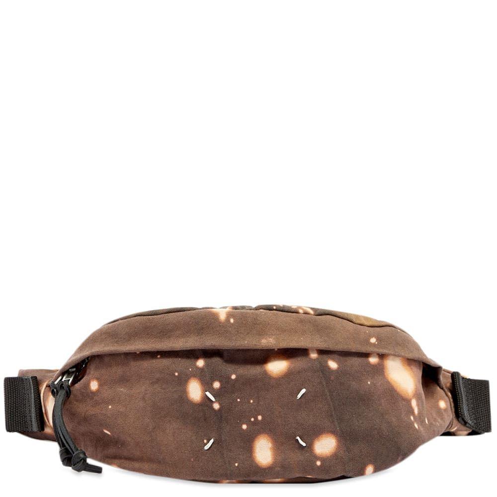 メゾン マルジェラ Maison Margiela メンズ ボディバッグ・ウエストポーチ バッグ【11 Canvas Tie Dye Waist Bag】Beige/Shiitake