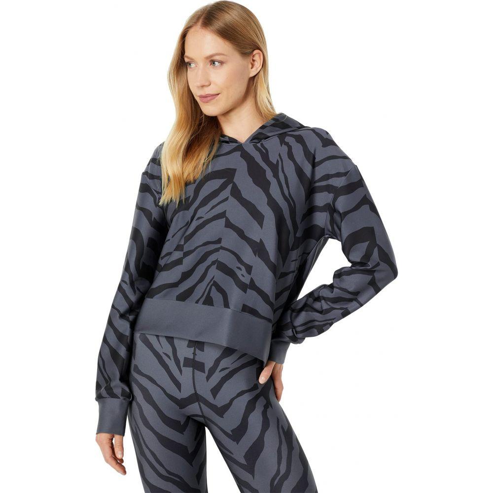 当店は最高な サービスを提供します COR DESIGNED BY ULTRACOR レディース トップス ベアトップ チューブトップ Smoke マーケット Cropped Pullover クロップド サイズ交換無料 Black Wild Zebra