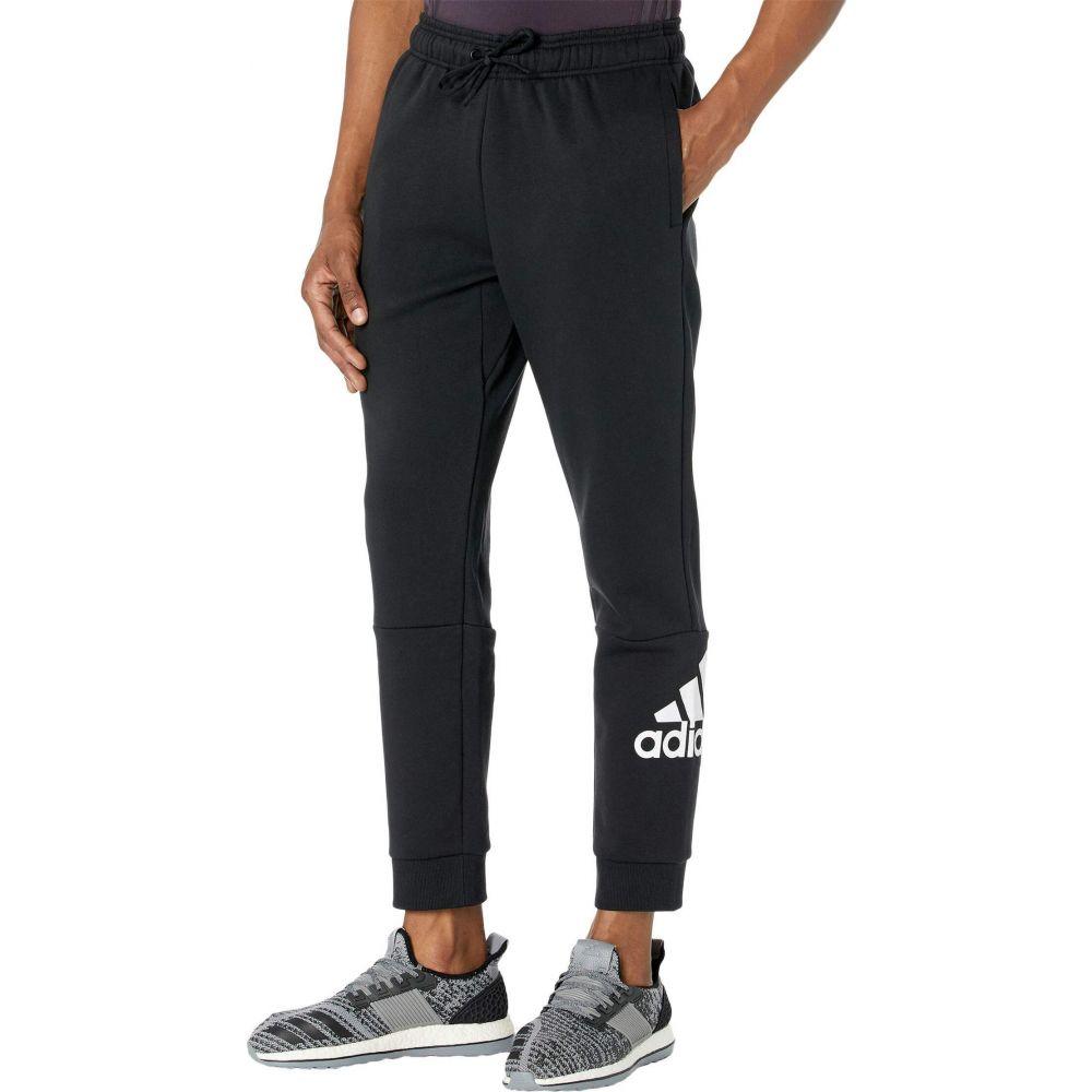 Pants】Black メンズ Sport 【Must アディダス adidas Badge Fleece Have ボトムス・パンツ of