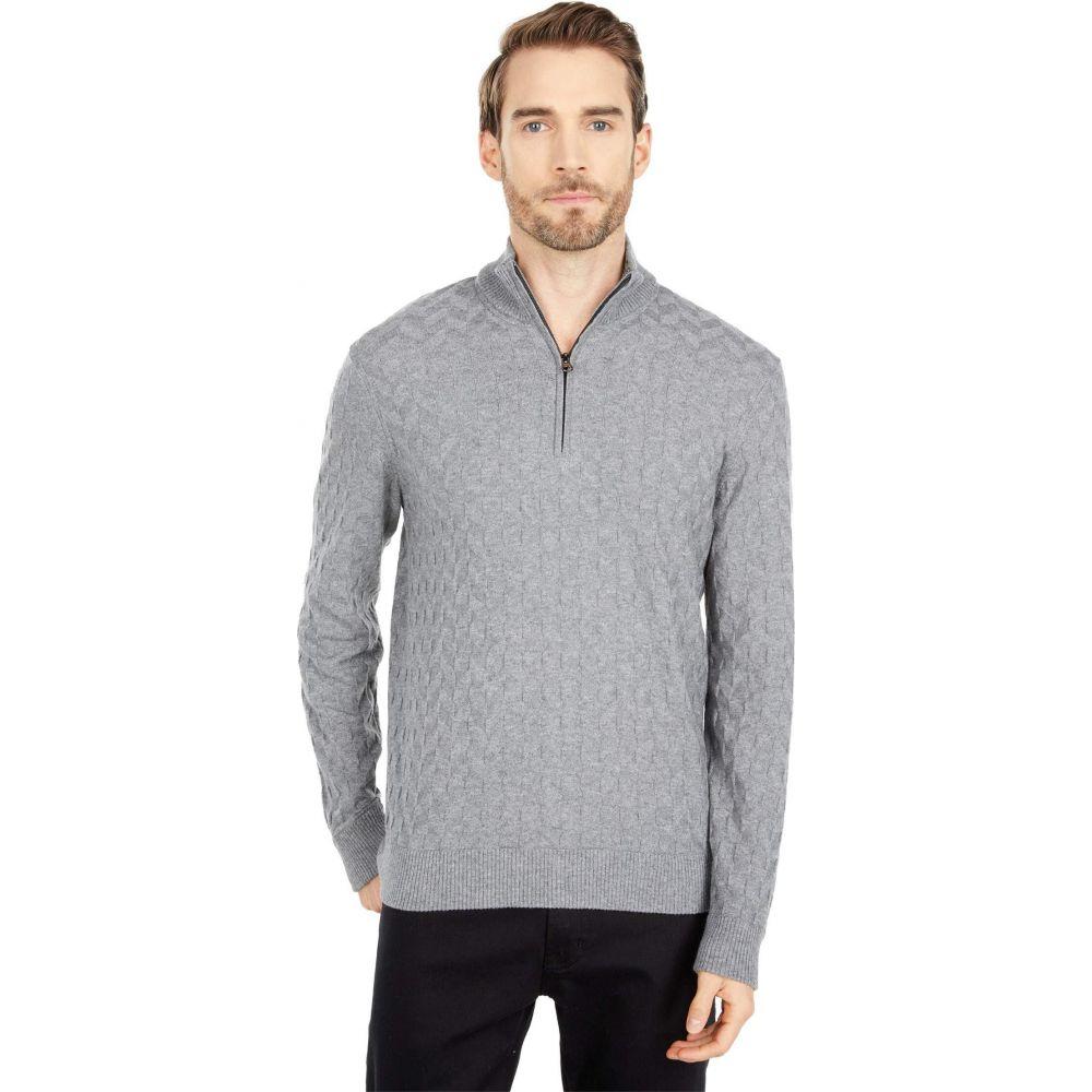 ロバートグラハム メンズ トップス 限定品 ニット セーター Medium Grey Vasa The Robert Sweater サイズ交換無料 本物 Graham