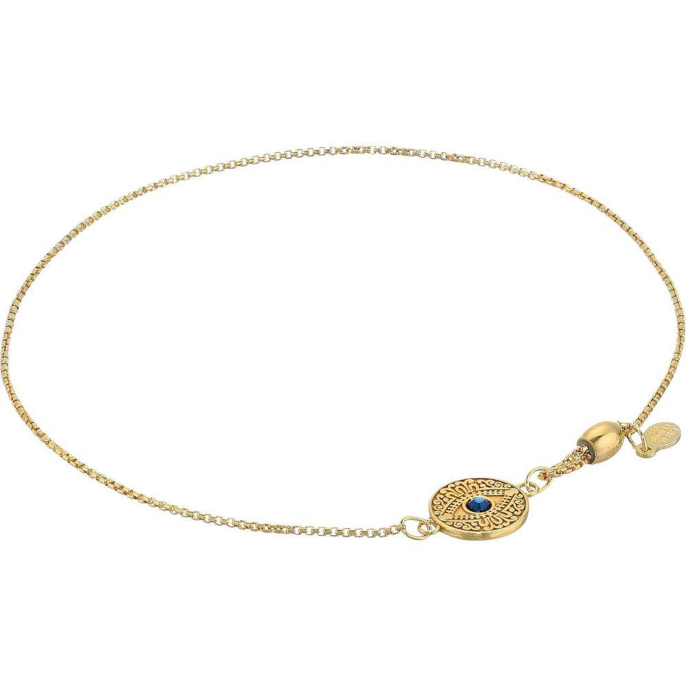アレックス アンド アニ レディース ジュエリー 今季も再入荷 アクセサリー 人気ブランド多数対象 ブレスレット 14KT Gold Plated Eye サイズ交換無料 Pull and Ani Evil Bracelet Chain Alex