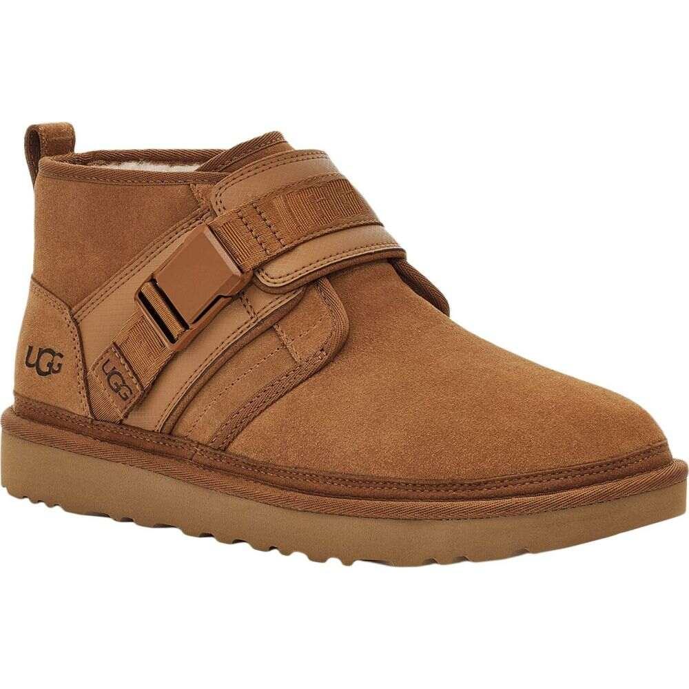 お気に入り アグ 即納送料無料! メンズ シューズ 靴 ブーツ Chestnut サイズ交換無料 UGG Neumel Snapback