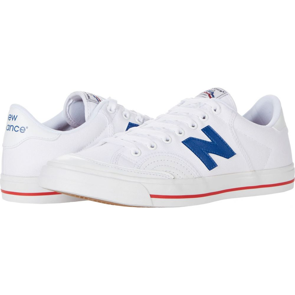 ニューバランス 値下げ レディース テニス シューズ メーカー直売 靴 White New Numeric NM212 Blue Balance サイズ交換無料