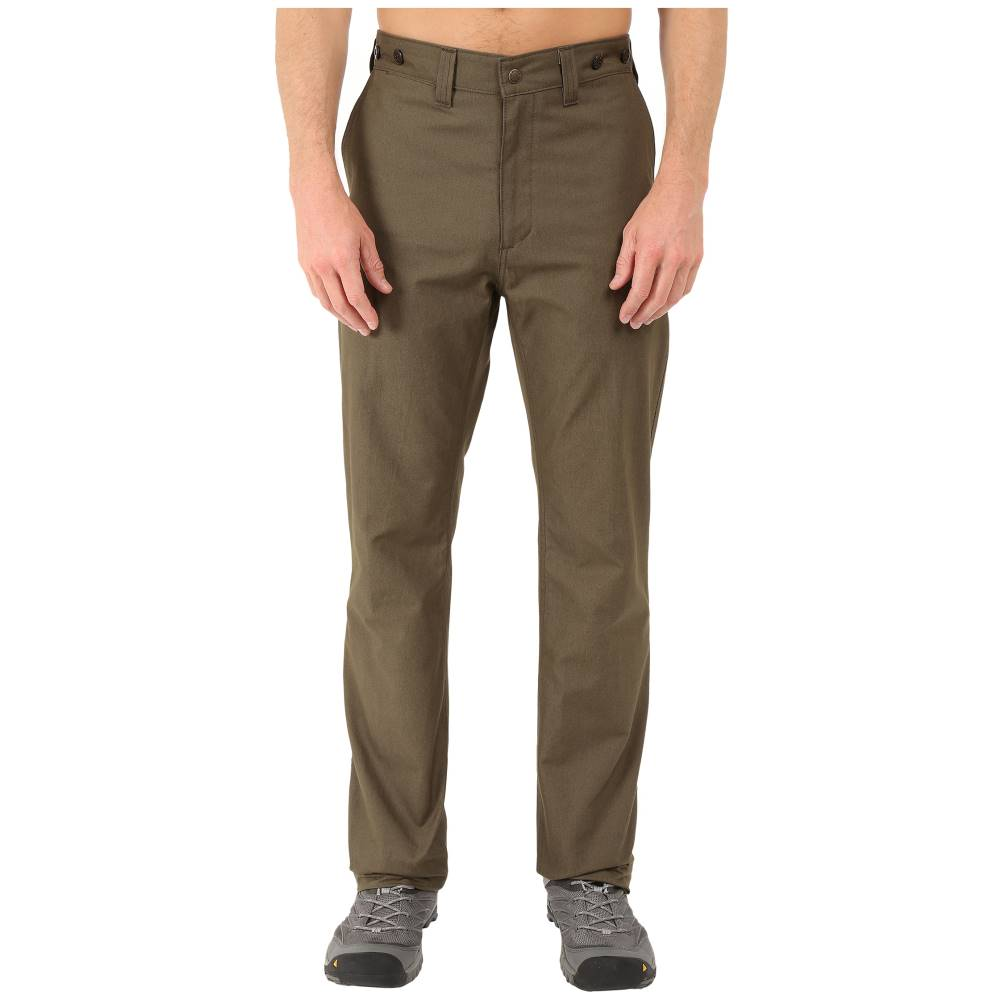 フィルソン メンズ ボトムス・パンツ【Dry Shelter Cloth Pants】Otter Green