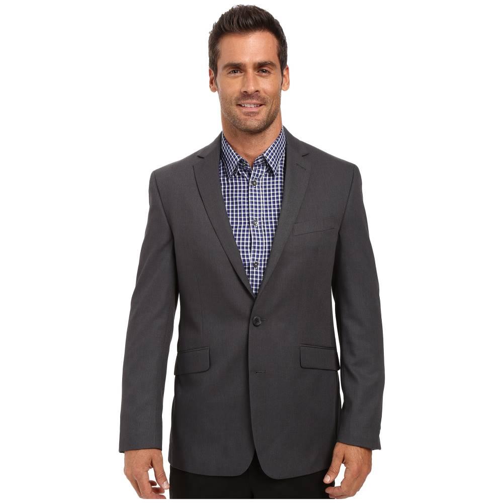 ケネスコール メンズ アウター コート【Slim Fit Separate Coat】Grey