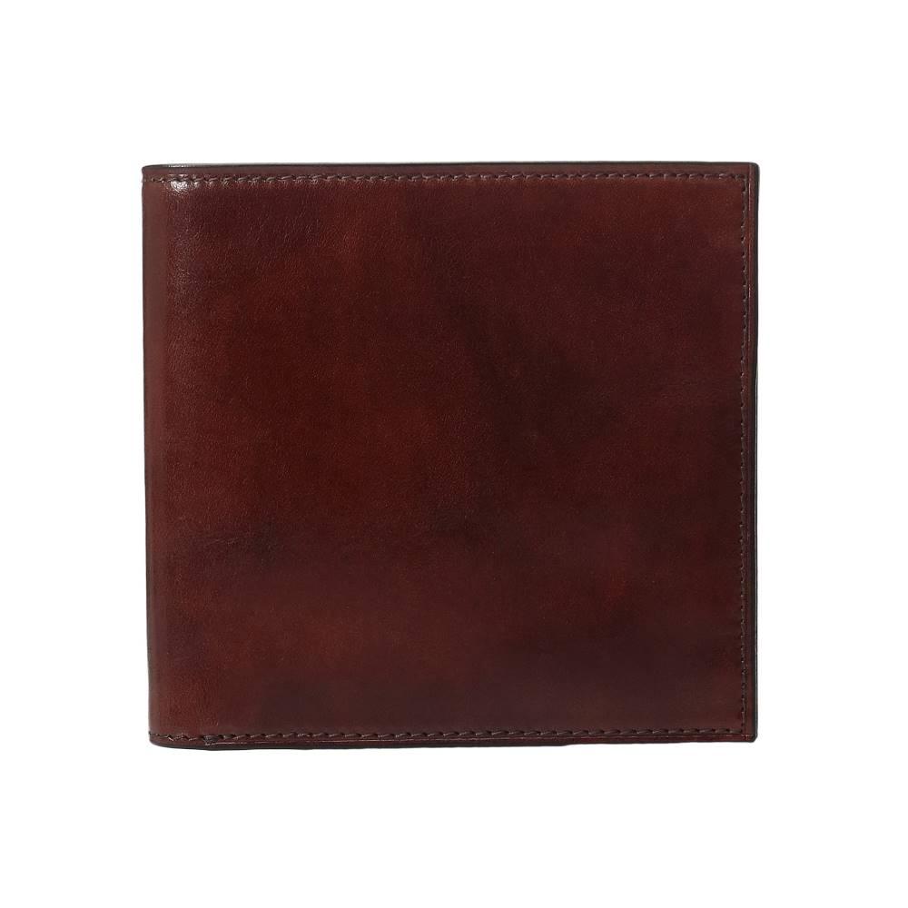 ボスカ メンズ 財布・時計・雑貨 カードケース・名刺入れ【Old Leather Collection - Credit Wallet w/ ID Passcase】Dark Brown Leather