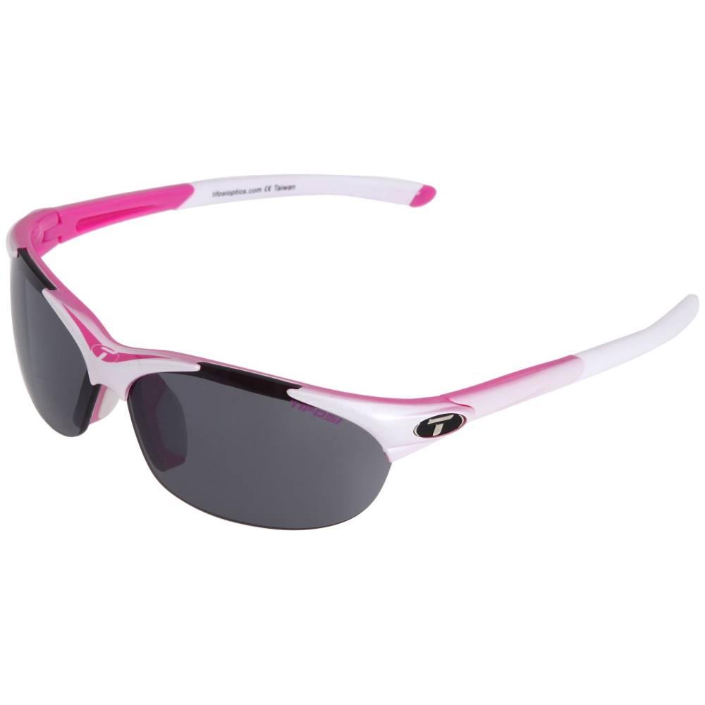 ティフォージ メンズ ファッション小物 スポーツサングラス【Wisp' Interchangeable】Race Pink/Smoke/AC Red/Clear Lens