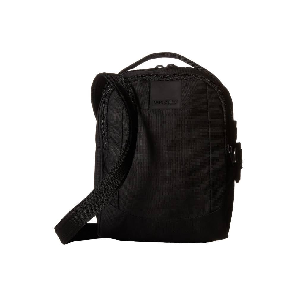 パックセイフ メンズ バッグ メッセンジャーバッグ【Metrosafe LS100 Crossbody Bag】Black