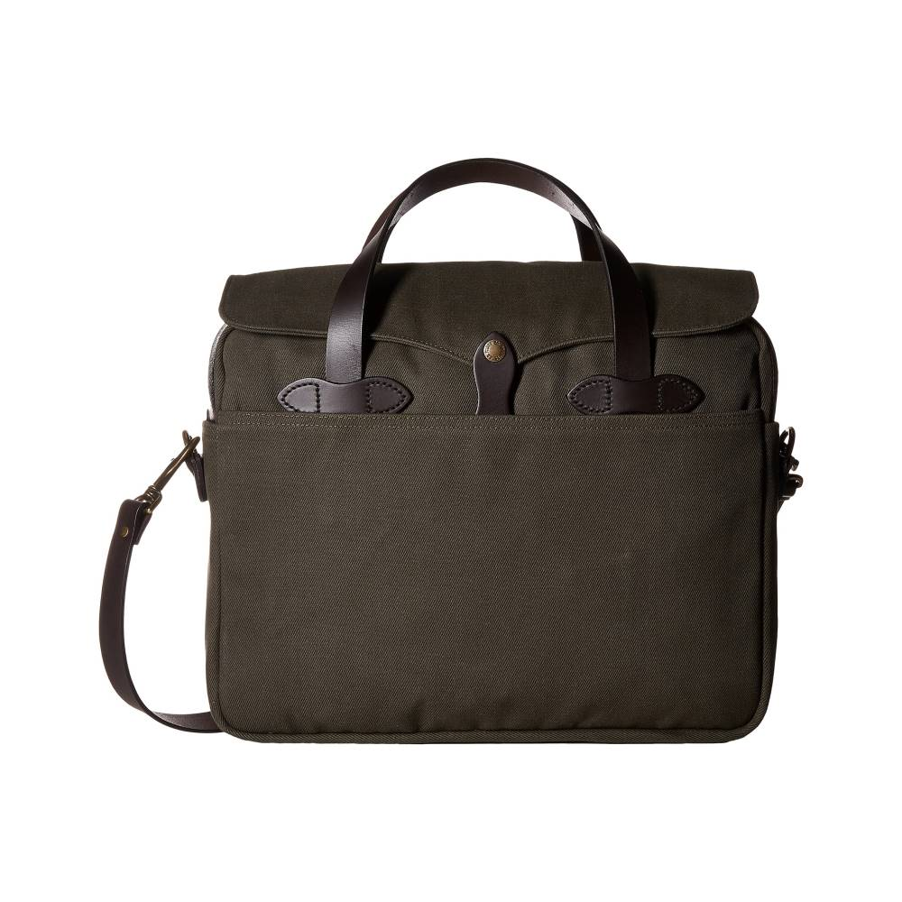 フィルソン メンズ バッグ ビジネスバッグ・ブリーフケース【Original Briefcase】Otter Green 1