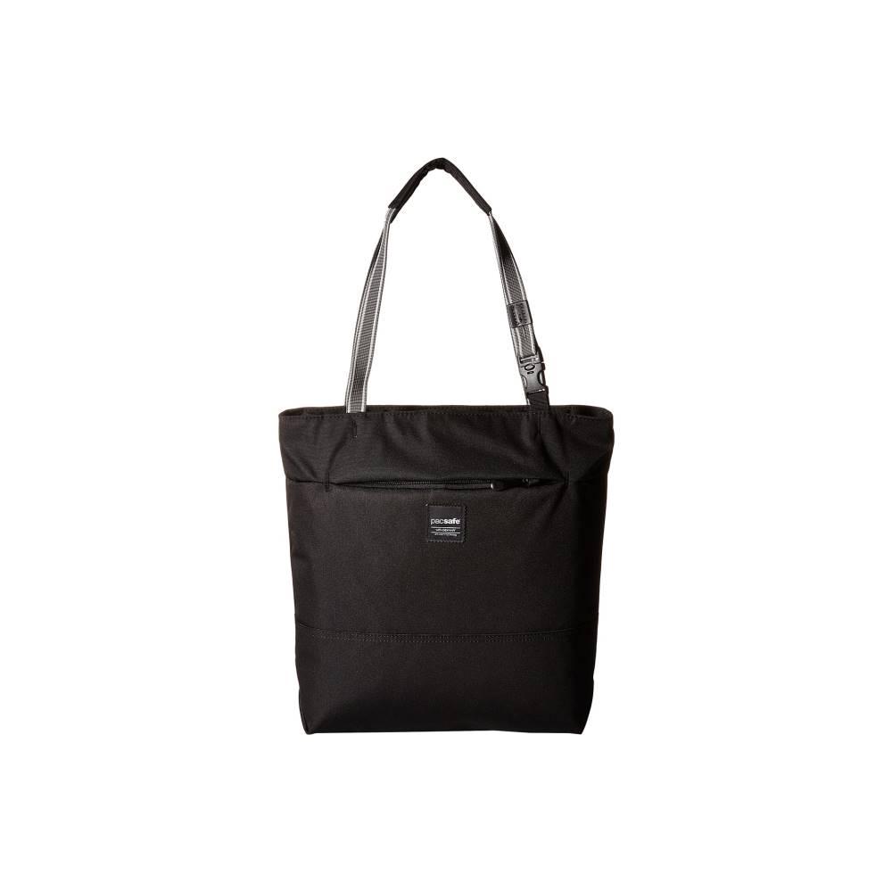 パックセイフ レディース バッグ トートバッグ【Slingsafe LX200 Anti-Theft Compact Tote Bag】Black