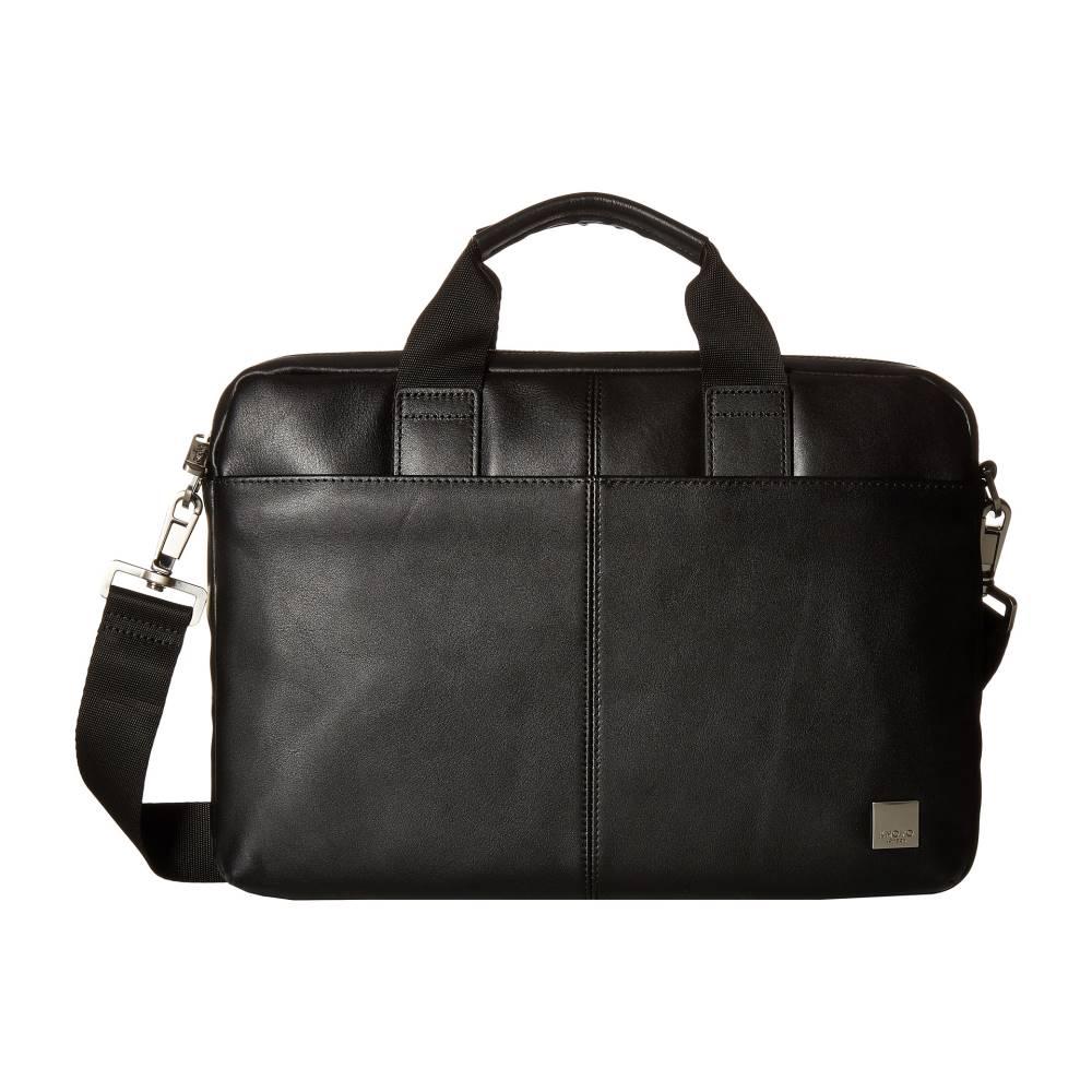 モノ メンズ バッグ ビジネスバッグ・ブリーフケース【Brompton Classic Stanford Slim Briefcase】Black