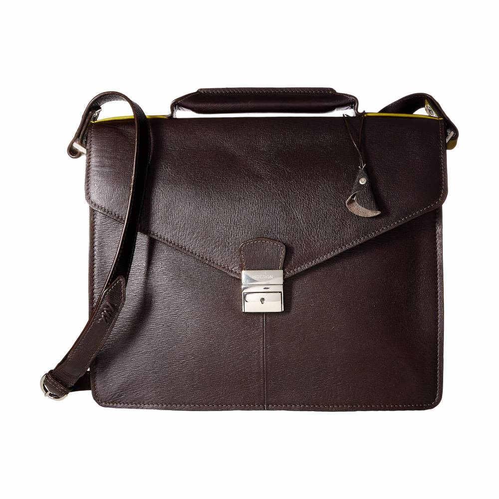 スカーリー メンズ バッグ ビジネスバッグ・ブリーフケース【Darious Laptop Workbag】Brown
