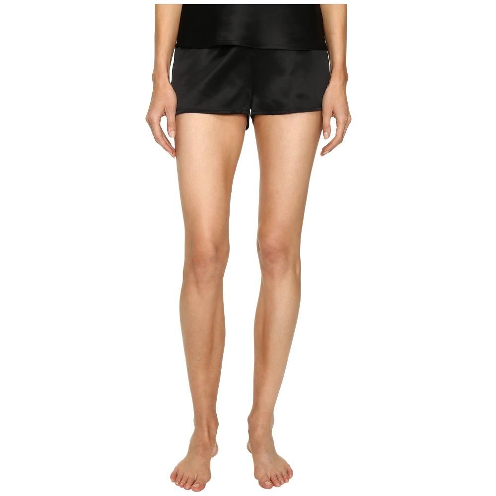 ラ ペルラ レディース インナー・下着 パジャマ・ボトムのみ【Silk Shorts】Black